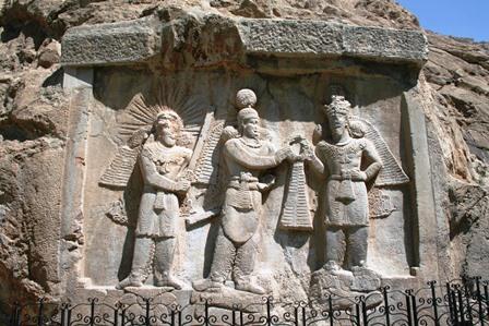 ПЕрсия древняя, Иран
