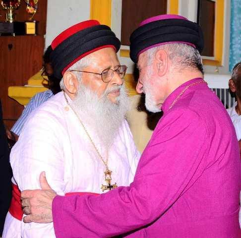 Визит патриарха в Индию