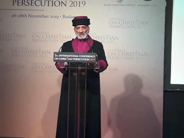 Патриарх Мар Гиваргис